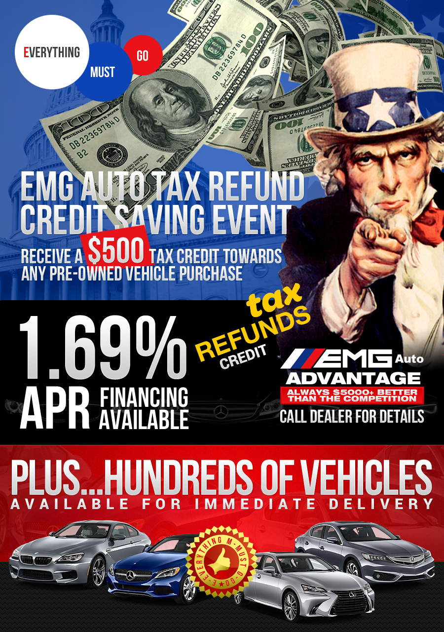 New and used car ads Avenel NJ | EMG Auto Sales